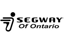 Segway of Ontario. live green card, Toronto, Distillery District